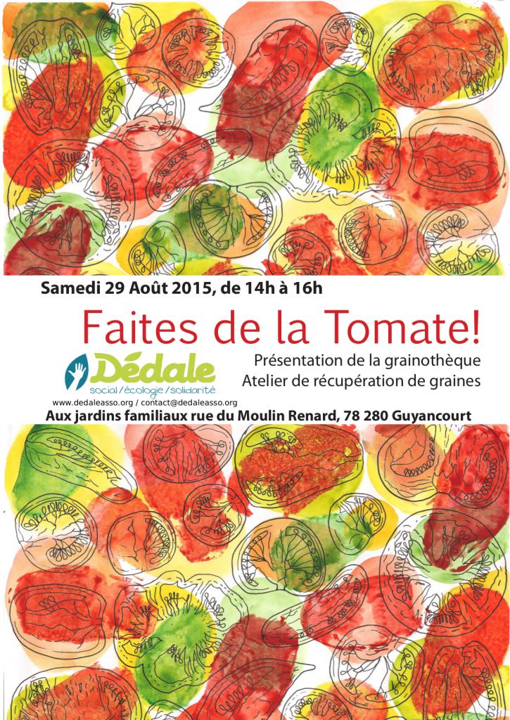 Affiche Tomate v7-2