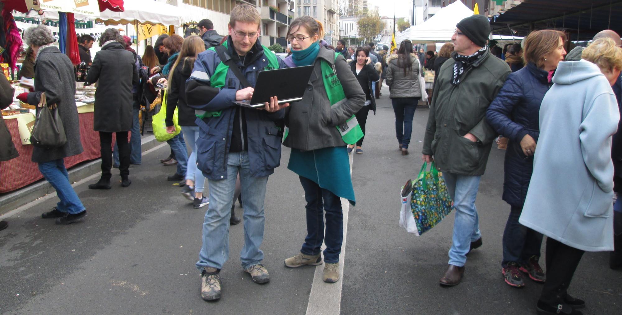Read more about the article Dédale au Village Mondial des Alternatives à Montreuil 🗓 🗺