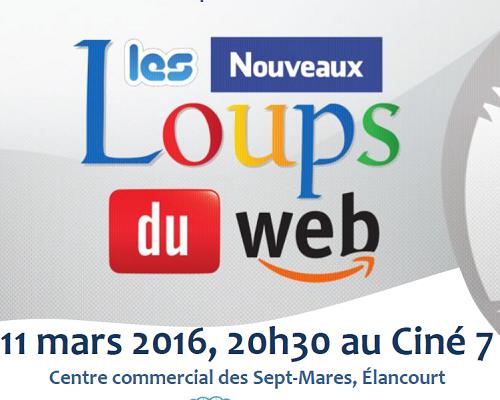 Ciné-débat : Les nouveaux loups du web, le 11 mars à 20 h 30 au Ciné 7 d'Élancourt 🗓