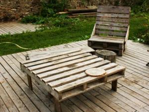 AAP meubles en palettes, jeu. 7 juillet  + dim. 10 juillet à la Verrière 🗓