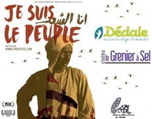 Read more about the article 25 nov. à 20h45, projection-débat «Je suis le peuple» 🗓