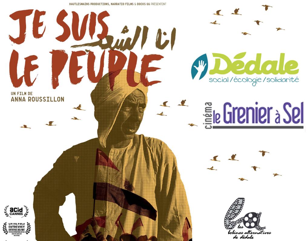 25 nov. à 20h45, projection-débat «Je suis le peuple» 🗓