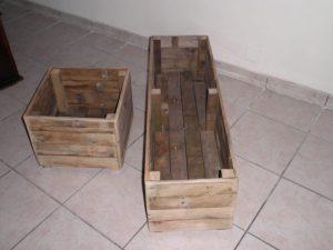 AAP petit mobilier en bois/palettes, lundi 17 avril 2017 à la Verrière 🗓