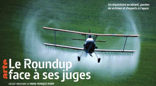 Ciné-Débat : Le Roundup face à ses juges, le 29 nov. à Trappes 🗓 🗺