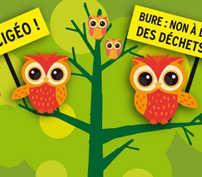 Soirée d'échange «Info Tour contre la poubelle nucléaire de Bure», le 2 août, 19h30 à La Verrière, 🗓 🗺