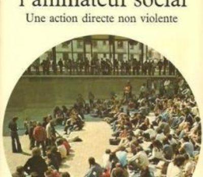 13 oct. La Verrière, Arpentage Saul Alinsky : «Manuel de l'animateur social, une action directe non violente» 🗓 🗺