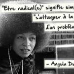 Atelier d'arpentage avec le livre d'Angela DAVIS – «Femmes, race et classe»