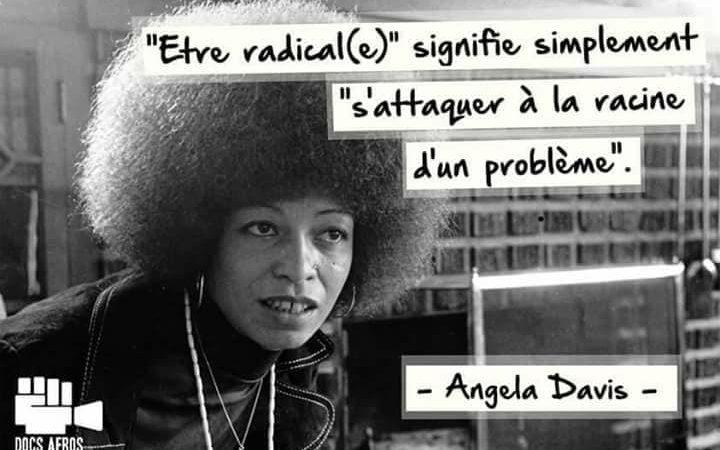 Atelier d'arpentage avec le livre d'Angela DAVIS – «Femmes, race et classe» 🗓