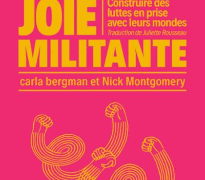 Arpentage «Joie militante», dim 21 nov. 14h à St Cyr 🗓 🗺
